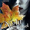 Night school #2 : l'héritage, c.j. daugherty