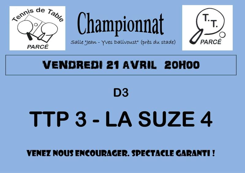 Affiche Phase 2 J7 dimanche 2