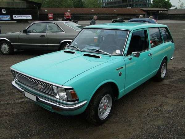 toyota corolla 1200 estate 1970 3