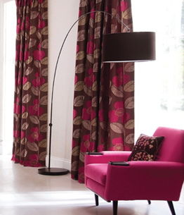 rideaux fushia photo de pose tringles et rideaux crc multiservice tringlerie. Black Bedroom Furniture Sets. Home Design Ideas