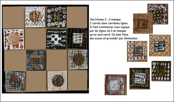 58_AFRIQUE_ Sudoku africain (jeu niveau2)