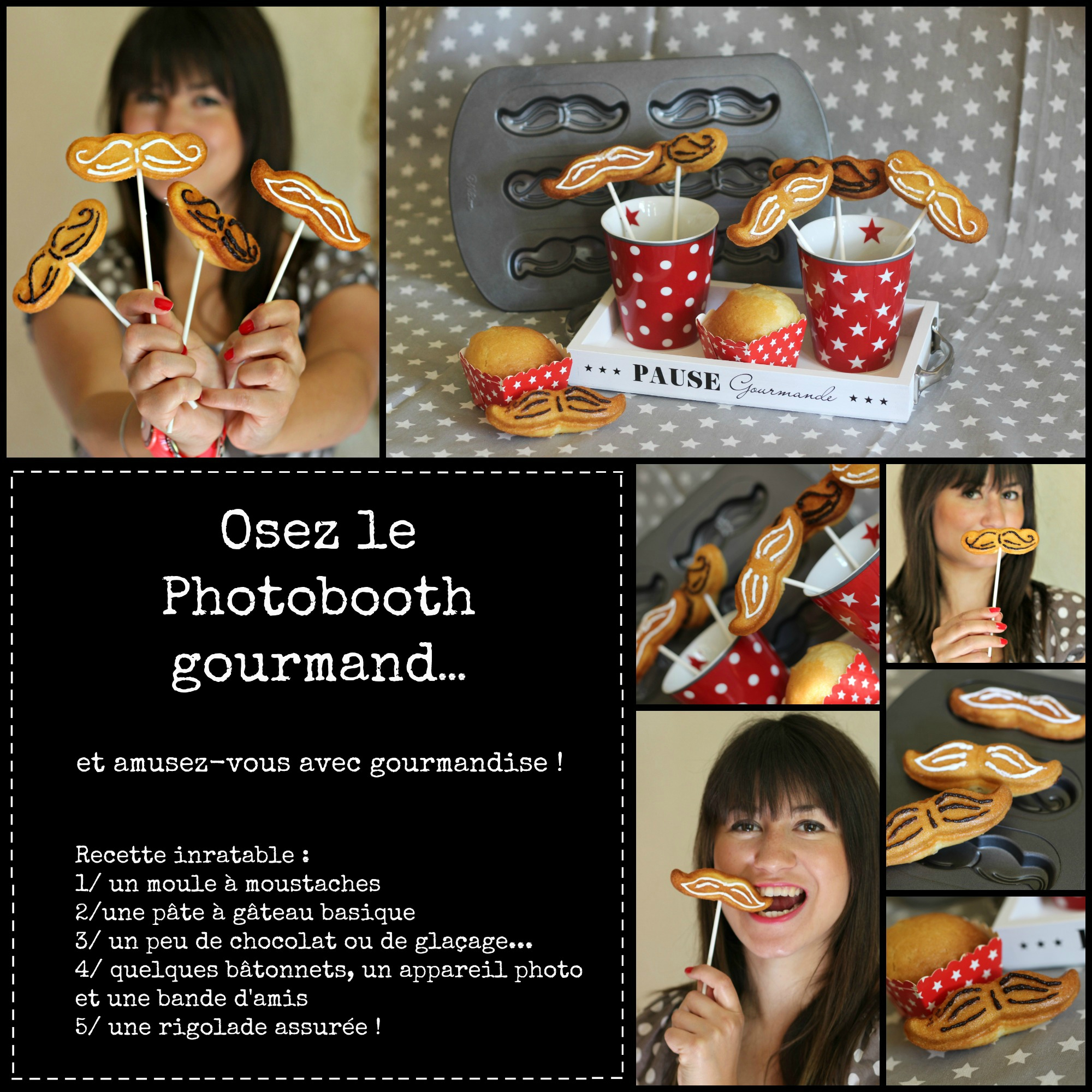 Photobooth gourmand par Is@ de Belley