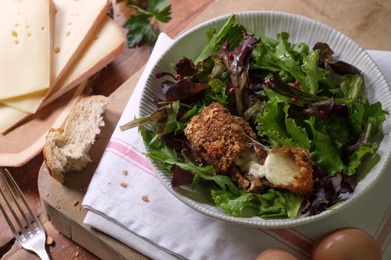 Salade d'hiver_IGP Raclette de Savoie©JB Gautier