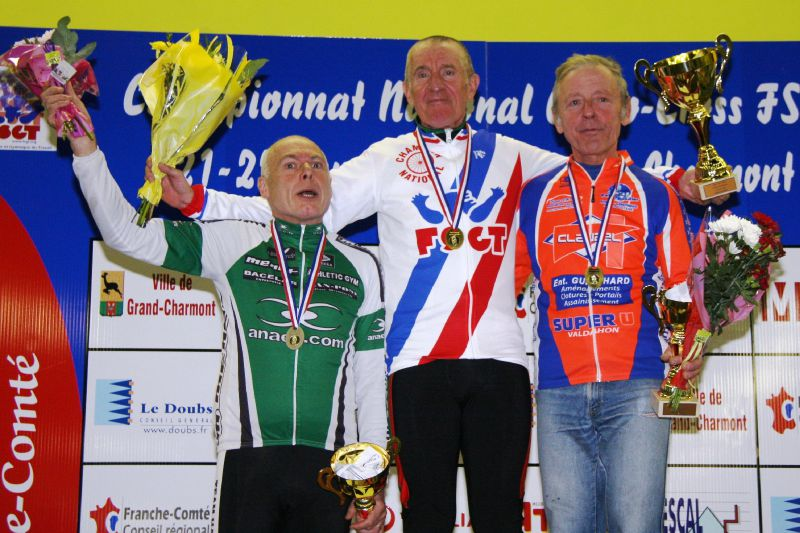 00 Anciens - Francis Godot Allier Champion France 2012 FSGT
