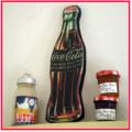 Une bouteille de coca vintage
