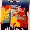 AF. Air France Eastern