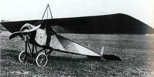 Photo Morane-Saulnier Type L