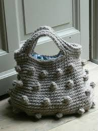sac crochet bubbles