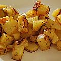 Pommes de terre sautées à la provençale