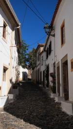 une rue de village