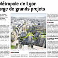 Projets urbains grand-lyon