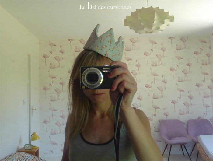 107 Blog Blogueuse Couronne Couture