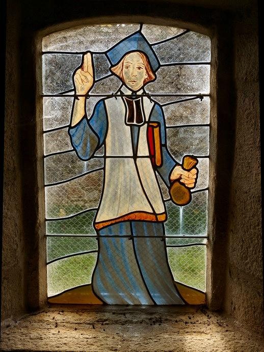Ch30 - Le vitrail de Saint Yves