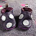 Ecrin pour mini petons - couture miniature #5
