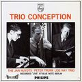Jan Huydts Peter Trunk Joe Nay Trio - 1963 - Conception (Philips)