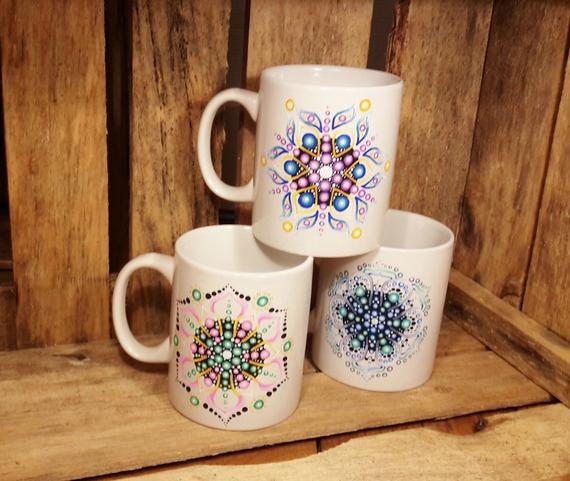 Mugs Mandala