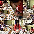 Atelier bonhommes de pain d'épice