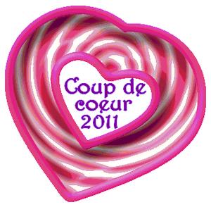 coup de coeur 2011
