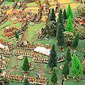 1700 les pertes francaises s'accumulent dans la foret