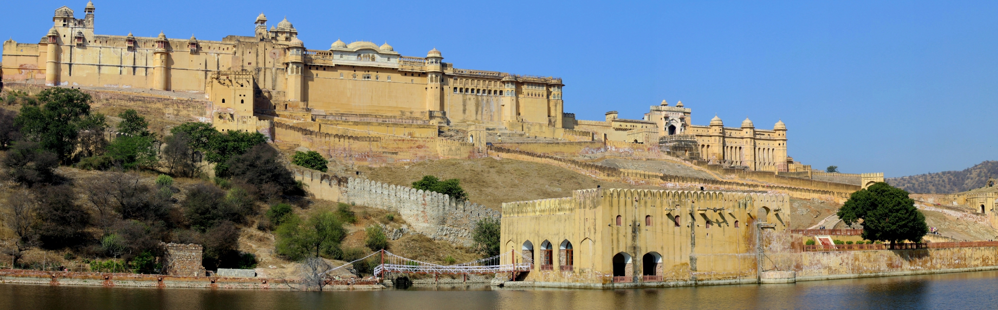 Pano Amber Fort 2