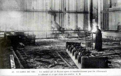 Cathé Reims1 1914