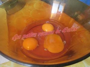 Orange curd et gateau fourré avec copeaux de chocolats04