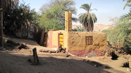 village_nubien_maisons