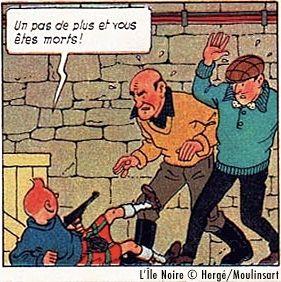 Tintin-kilt