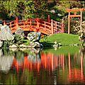 L'automne au Parc Oriental de Maulévrier