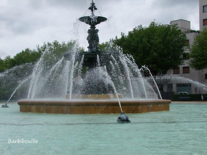 fontaine grenouille12 Juin16