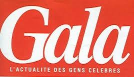 GALA magazine Logo
