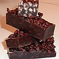Gourmandises crousti-chocolatées