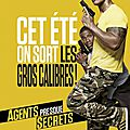Agents presque secrets, de rawson marshall thurber (2016)