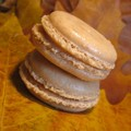 Macarons chataigne pomme 2