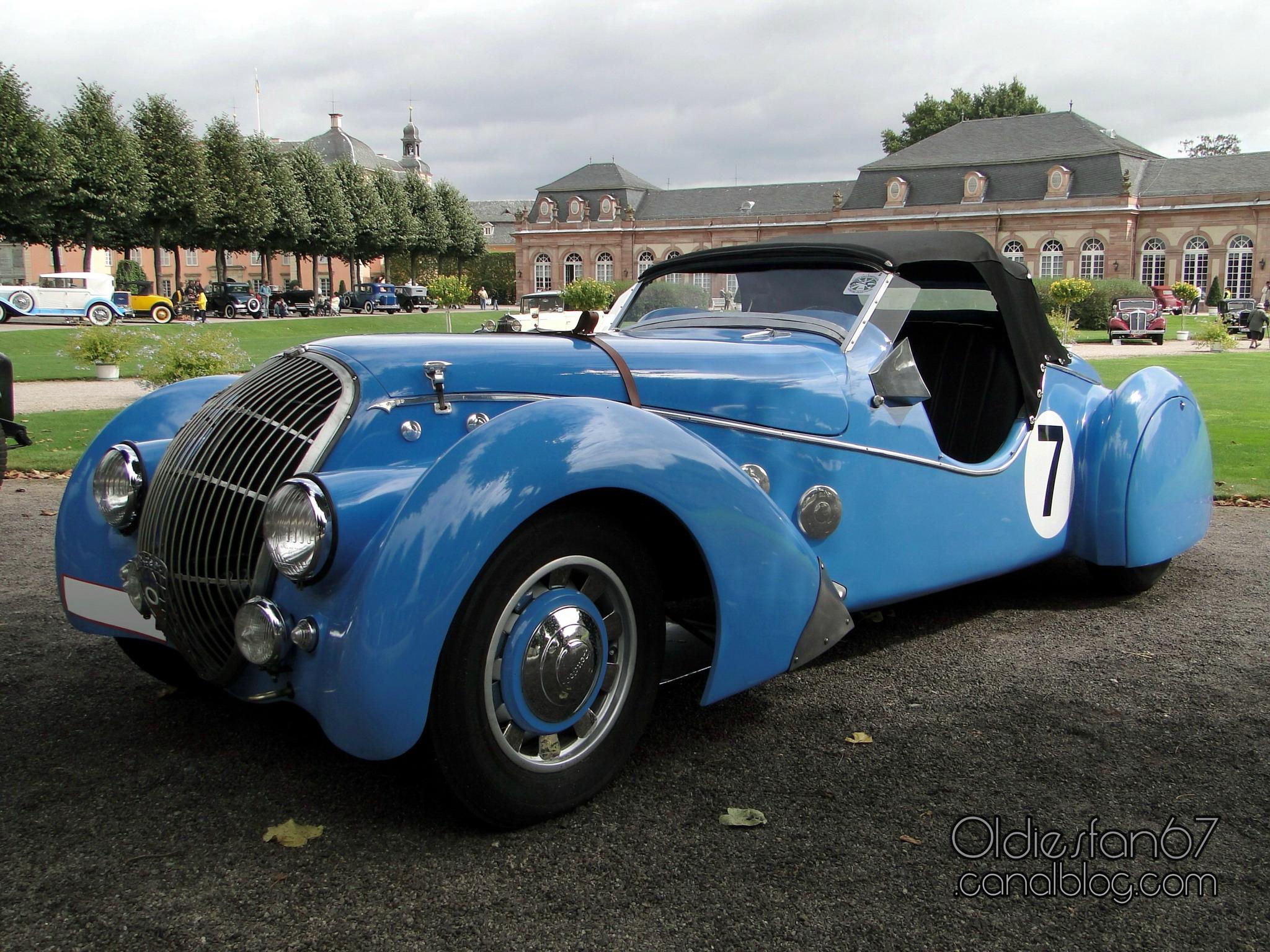 peugeot 402 darl 39 mat special sport roadster 1938 oldiesfan67 mon blog auto. Black Bedroom Furniture Sets. Home Design Ideas