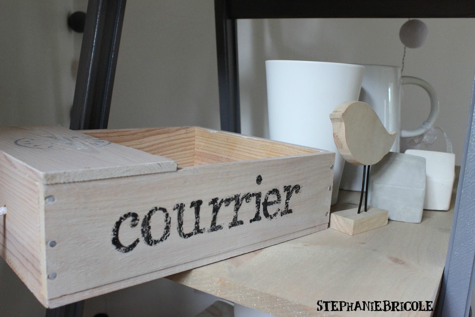 comment transf rer une image sur du bois avec du papier sulfuris st phanie bricole. Black Bedroom Furniture Sets. Home Design Ideas