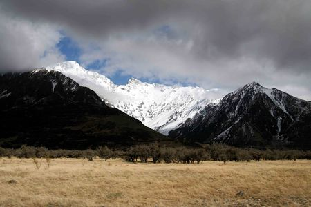 On_the_way_to_Mt_Cook_2
