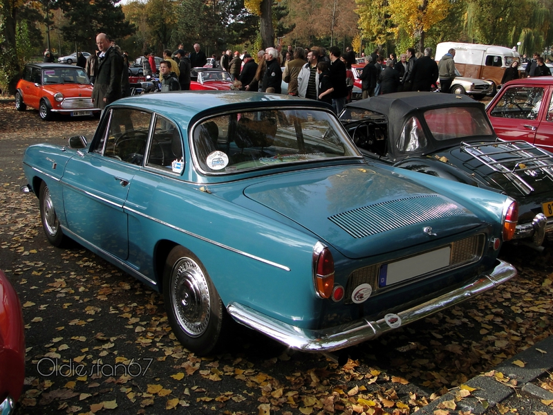 Renault caravelle 1958 1968 b