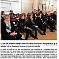 Assemblée générale - 2013 sera une année bien chargée !