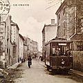 Tramway à izieux