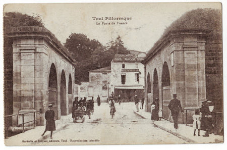 54 - TOUL - Porte de France