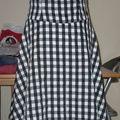 Une robe de bergère, de face