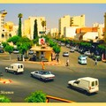 Meknes day traffic