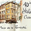 Toulouse : place de la Trinité