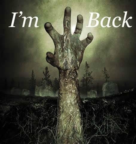I'M BACK !! JE SUIS DE RETOUR POUR VOUS JOUER UN MAUVAIS TOUR XD