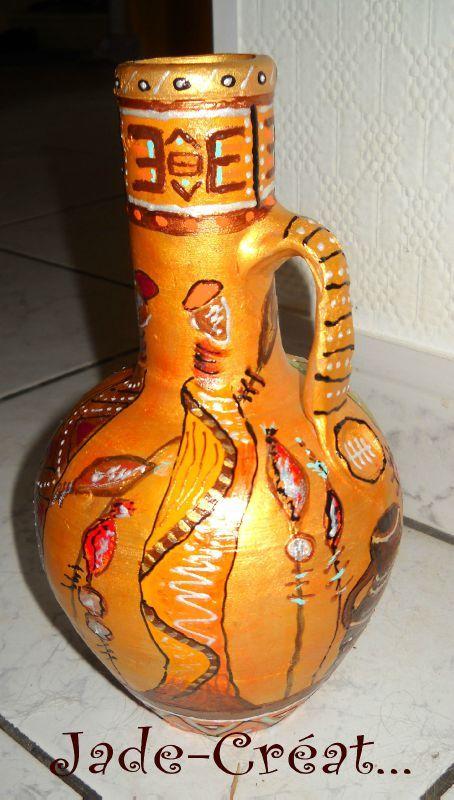 vase en terre cuite collection ethnique le blog de. Black Bedroom Furniture Sets. Home Design Ideas