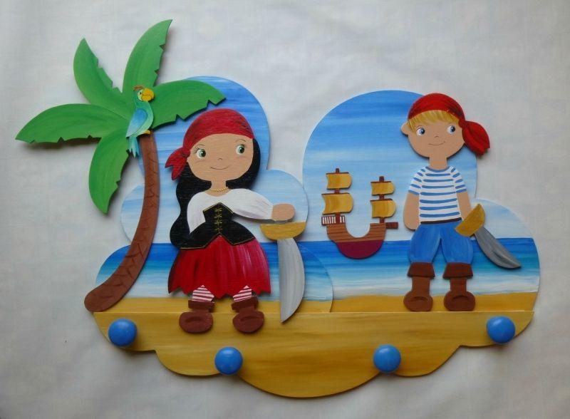 les deux pirates