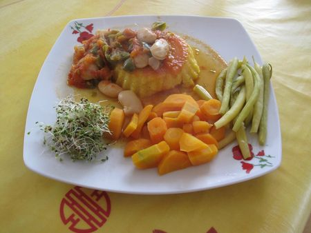 Assiette vgtarienne b