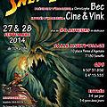 Festival bd : snef ' en bulles 2014 : belgique