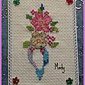 225 fleurs de printemps pour Tantynette
